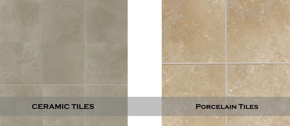 Porcelain Vs Ceramic Tiles For Floor Heating Blog Warmup Usa