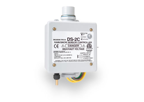 outdoor ds series control for snow melting