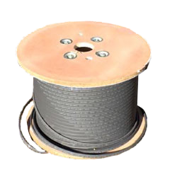 Spool of self-regulating cable by Warmup