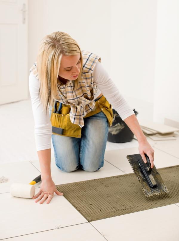 Should You Tile Under The Toilet When Installing Heated Floors