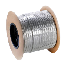 Spool of unjacketed cable by Warmup